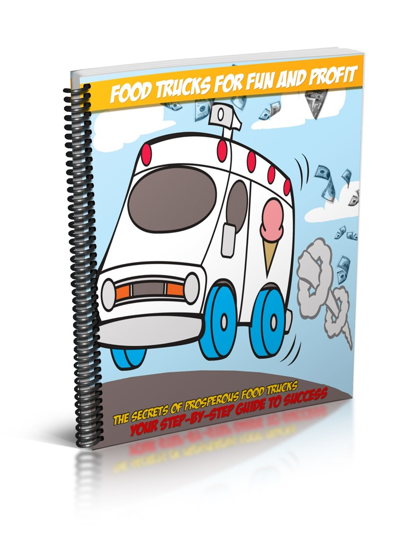 Food Trucks for Fun and Profit ebook image