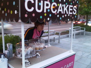Selling Cupcakes is a Food Truck Business