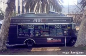 Arroy Food Truck - a Food Trucks Los Angeles Fav